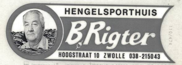 hengelsporthuis B. Rigter